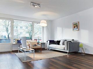 Home Staging Bavaria Living roomSofas & armchairs