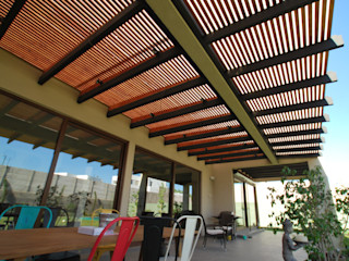 Selica Modern Terrace