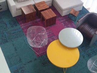 Galeria Sofia SalonCanapés & tables basses Bois