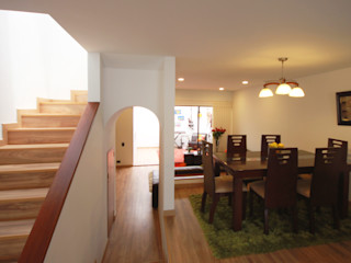 AMR estudio Modern dining room