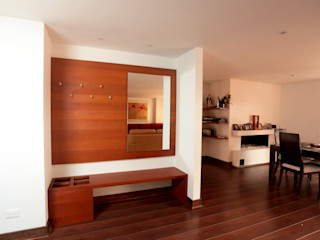 AMR estudio Corridor, hallway & stairsAccessories & decoration
