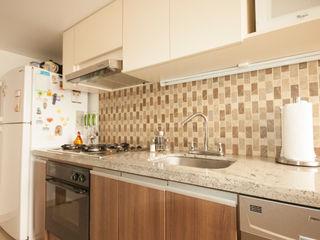 AMR estudio Modern kitchen