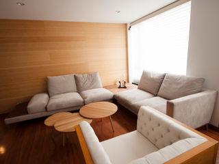 AMR estudio Living roomSofas & armchairs