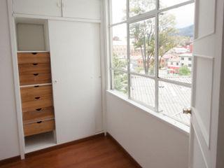AMR estudio Minimalist bedroom