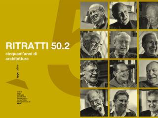 RITRATTI 50.2 – 50 ANNI DI ARCHITETTURA Elia Falaschi Fotografo Studio in stile classico