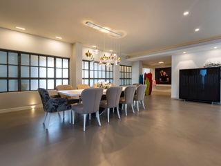 Casa PR Elia Falaschi Fotografo Sala da pranzo moderna