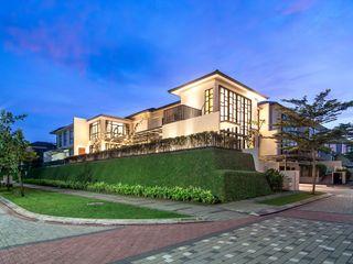 PRIVATE RESIDENTIAL @ NAVAPARK, BSD CITY, TANGERANG, INDONESIA PT. Dekorasi Hunian Indonesia (DHI) Rumah tinggal