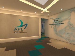 SMART CHANGE FOR FRESHER LOOK OFFICE @ COWELL TOWER, JAKARTA PT. Dekorasi Hunian Indonesia (DHI) Bangunan Kantor Modern