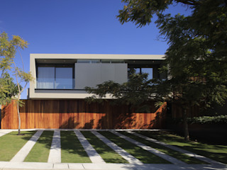 HNN HOUSE Hernandez Silva Arquitectos 現代房屋設計點子、靈感 & 圖片