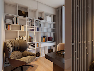 CASA MARQUES INTERIORES Study/officeCupboards & shelving