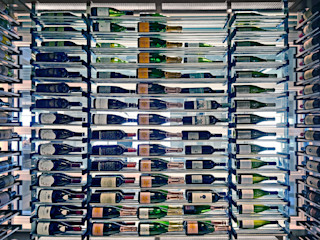 Millesime Wine Racks Гастрономія Алюміній / цинк Сірий