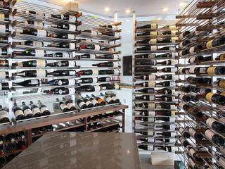 Millesime Wine Racks Винні підвали Алюміній / цинк Металевий / срібло