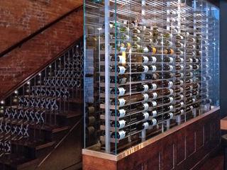 Millesime Wine Racks Гастрономія Алюміній / цинк Металевий / срібло