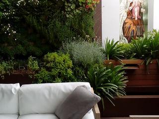 La Habitación Verde Modern Garden