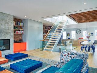 Sarah Jefferys Design Ruang Keluarga Modern