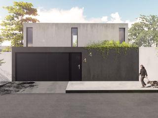 gOO Arquitectos Einfamilienhaus Beton