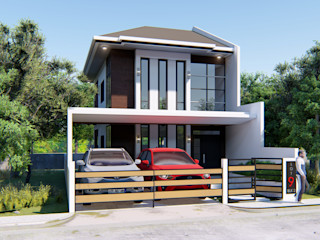 Yaoto Design Studio Modern houses