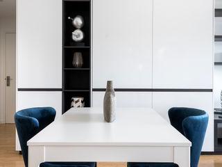 West Leederville Apartment Project Moda Interiors Comedores de estilo moderno