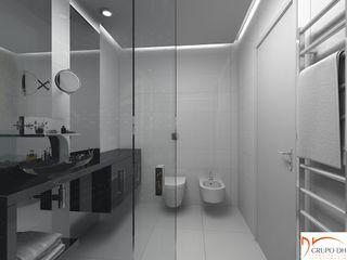 Grupo DH arquitetura BathroomSeating White