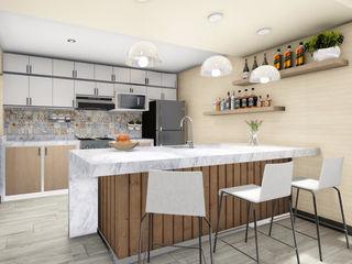 Minkarq. Arquitectura y construcción Built-in kitchens