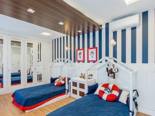 Quarto de Meninos Dani Santos Arquitetura Quartos dos meninos