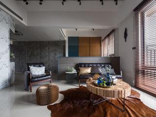 DYD INTERIOR大漾帝國際室內裝修有限公司 客廳