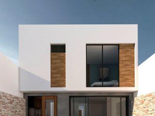 Kiuva arquitectura y diseño Modern Kış Bahçesi Ahşap Ahşap rengi