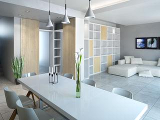3d-arch Modern Living Room