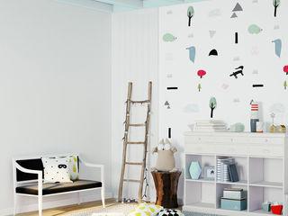 Humpty Dumpty Room Decoration Baby room Multicolored