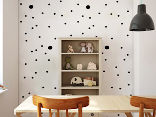 Humpty Dumpty Room Decoration Nursery/kid's roomAccessories & decoration Black