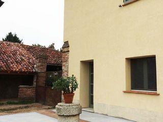 Casa in cascina atelier architettura Casa di campagna