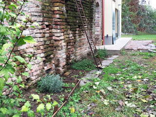 Casa unifamiliare in campagna atelier architettura Casa rurale