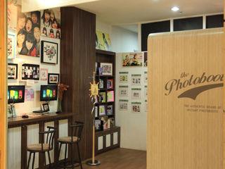 LITTLE CUTE PHOTO BOOTH @ NORTH JAKARTA PT. Dekorasi Hunian Indonesia (DHI) Kantor & Toko Modern