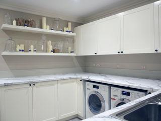 Margaretta Terrace, Chelsea, London Zebra Property Group Modern Kitchen