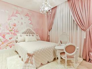 Spengler Decor Girls Bedroom Pink