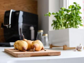IDEALS . Marta Jaślan Interiors 現代廚房設計點子、靈感&圖片