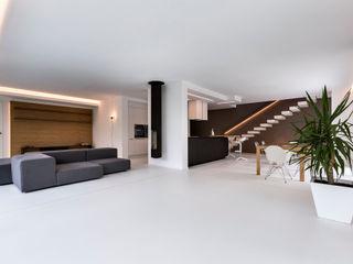 Casa GB Elia Falaschi Fotografo Soggiorno moderno