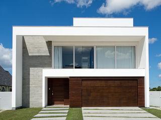 Espaço do Traço arquitetura Minimalist house