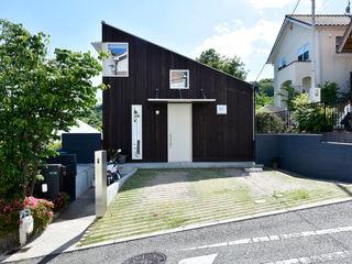 タイコーアーキテクト Single family home Wood Wood effect
