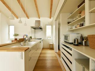 タイコーアーキテクト Muebles de cocinas Blanco