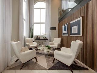 Espaço do Traço arquitetura Modern Living Room