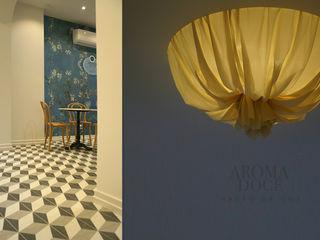 Atelier Maurício Vieira Mediterranean style offices & stores