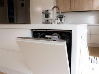 Moderestilo - Cozinhas e equipamentos Lda CocinasMesadas de cocina Tablero DM Blanco