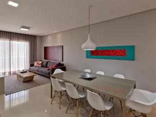 Espaço do Traço arquitetura Modern Dining Room