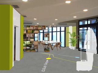 Airport Hotel atelier architettura Hotel moderni