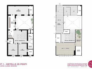 Ospitalità sui Navigli atelier architettura Hotel moderni