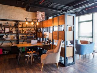 IKLIMA SENOL ARCHITECTURAL- INTERIOR DESIGN & CONSTRUCTION Office buildings