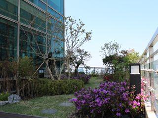 (주)더숲 Jardin moderne