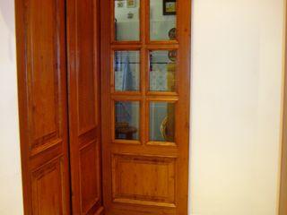 Gli Artigiani dei f.lli M.& S. Cordi snc Windows & doors Doors Solid Wood Brown
