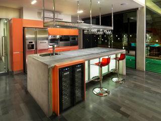 MJ Kanny Architect Cocinas de estilo moderno